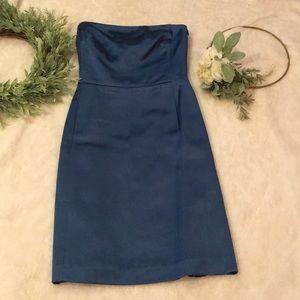 Banana Republic Strapless Dress NWT